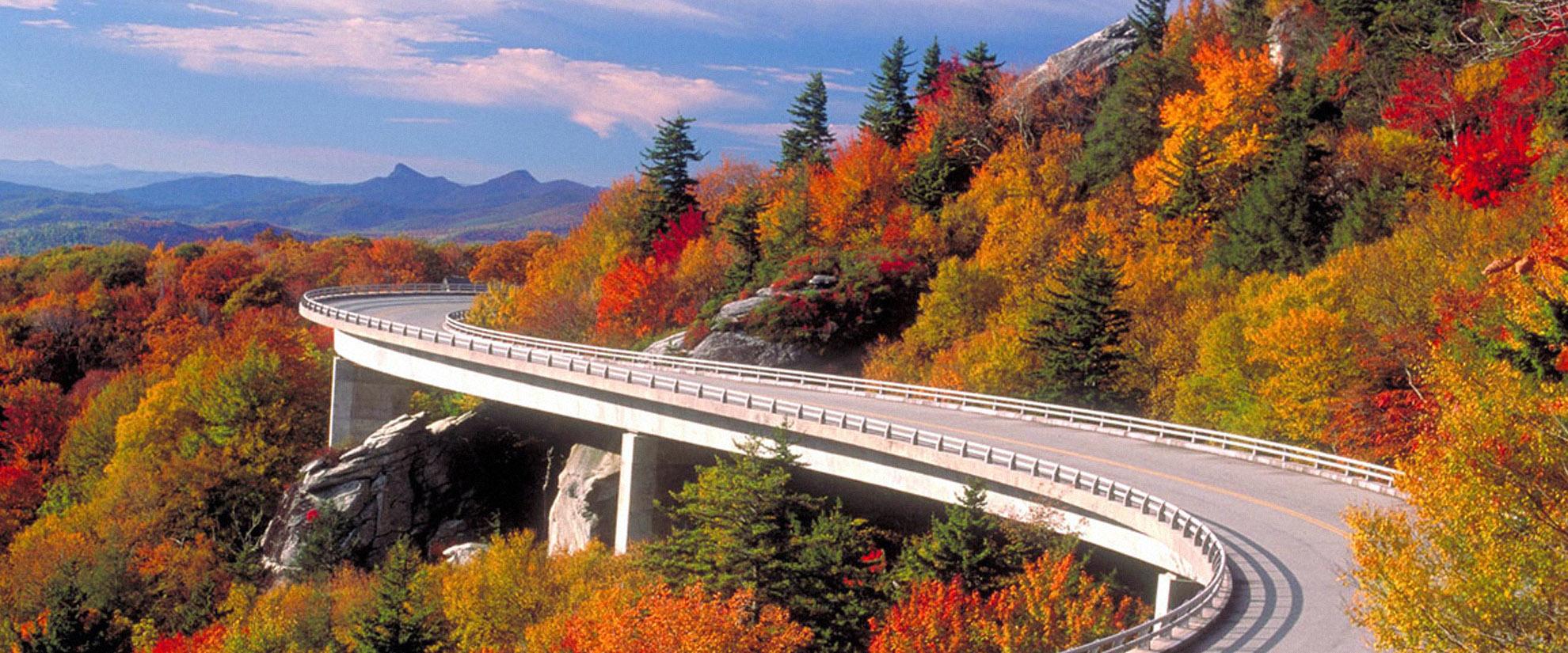 The Blue Ridge Parkway 101