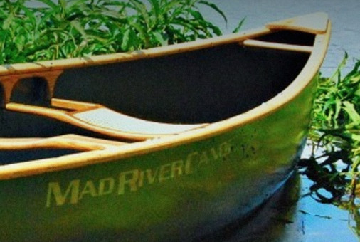 Mad River Canoes & Sanborn Paddles