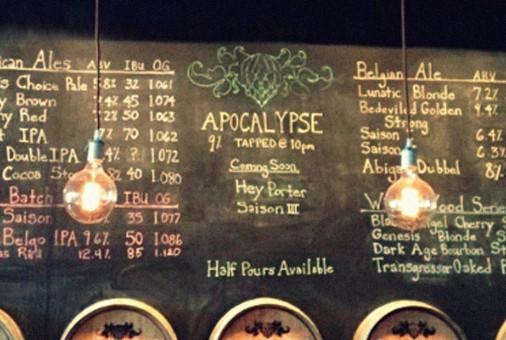Asheville's Burgeoning Beer Scene
