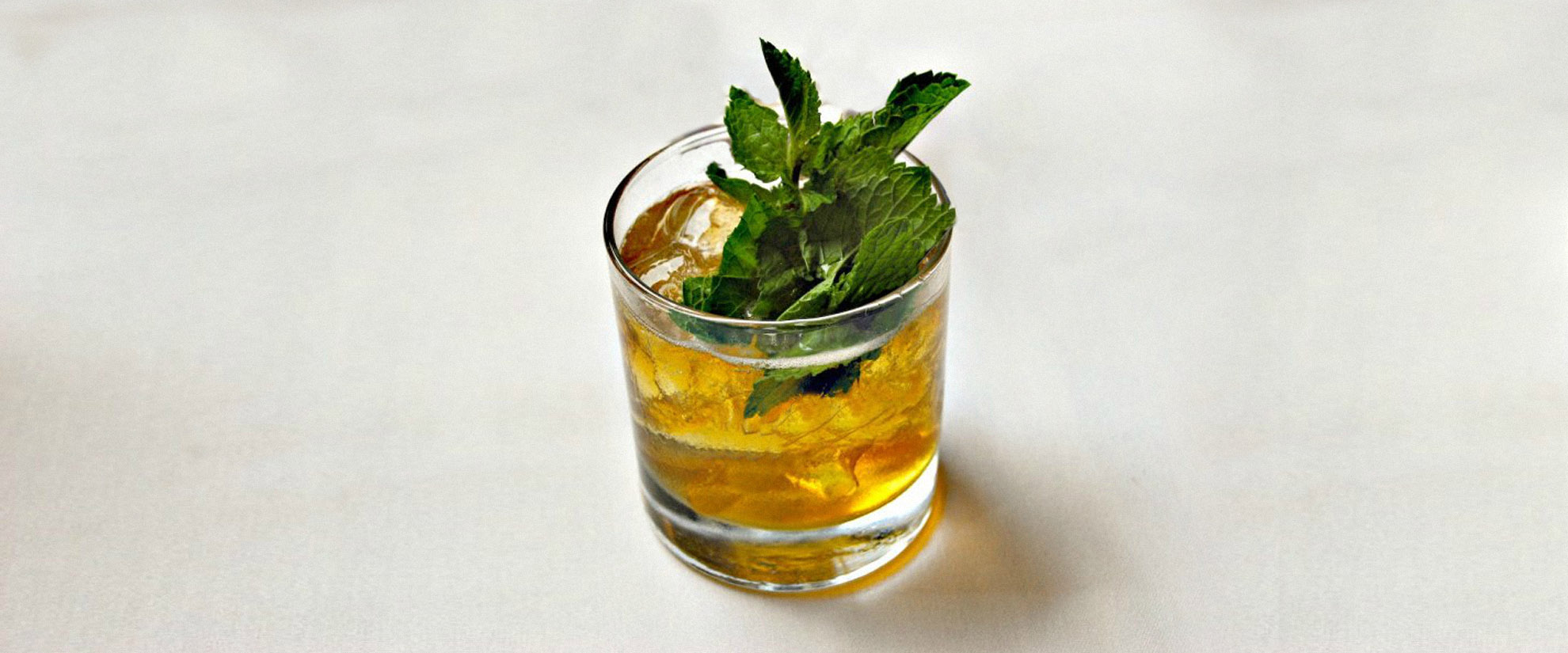 The Mint Julep Reworked
