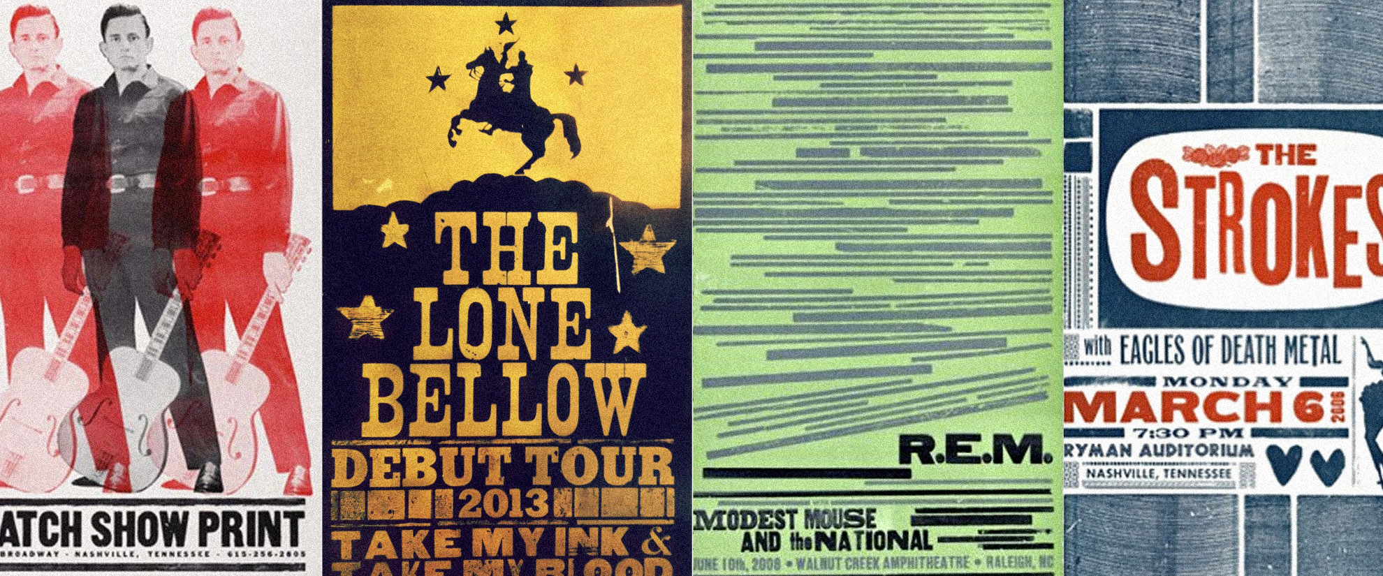 The Heritage Of Hatch Show Print