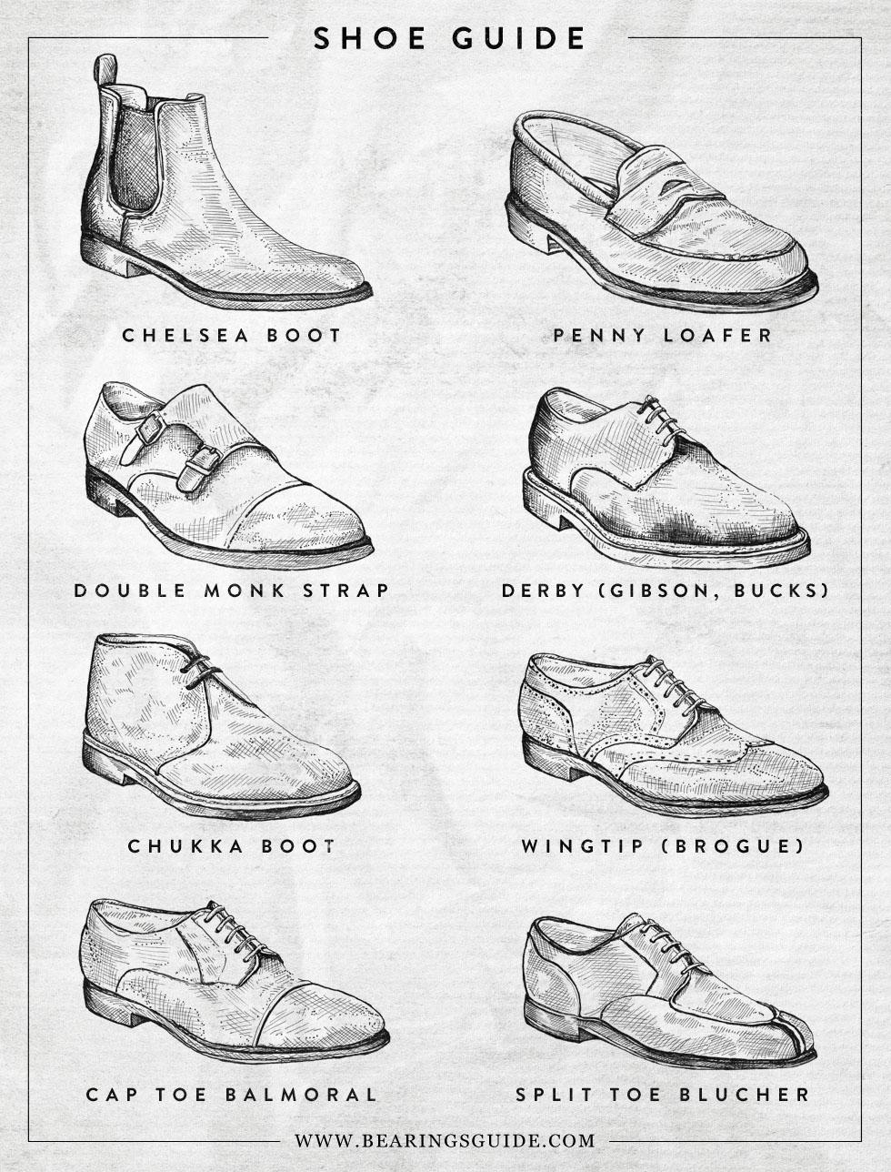 Shoe Guide - Bearings