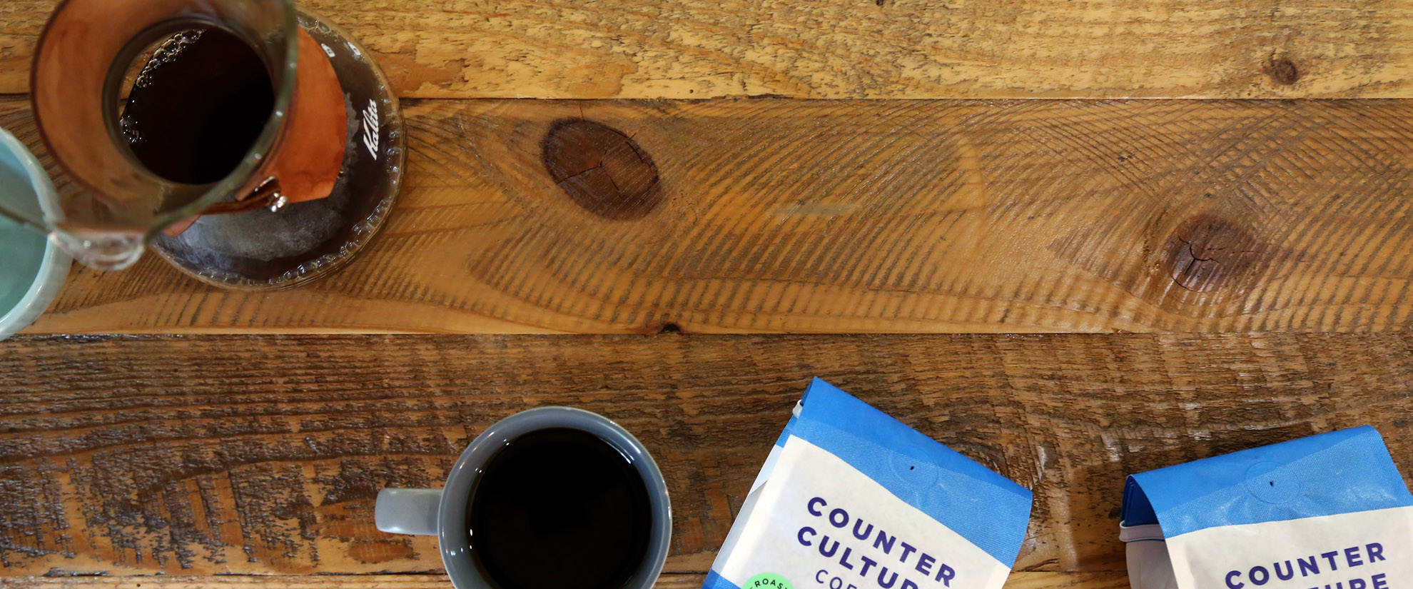 Countering The Coffee Culture